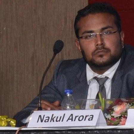 CA Nakul Arora